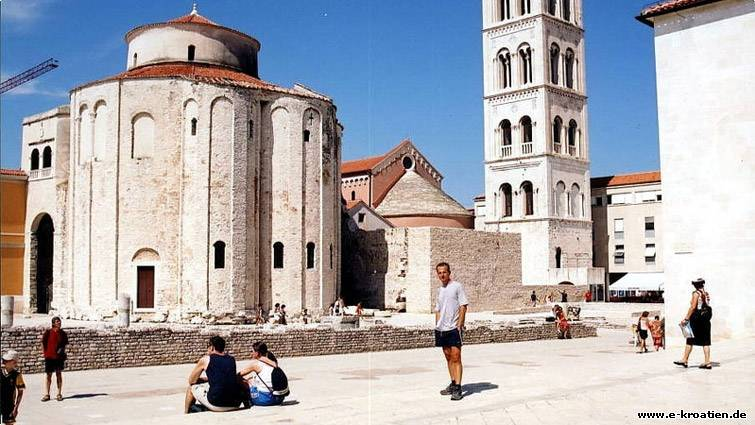 Donatuskirche in Zadar