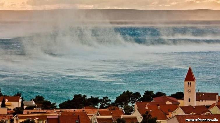 Kroatien Bora
